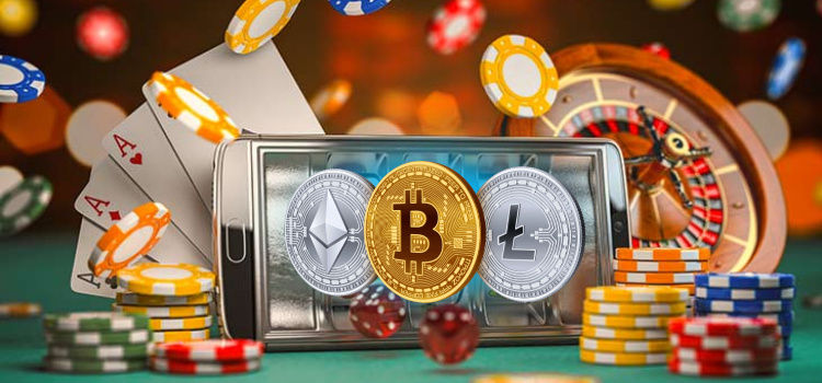 best casino cryptocurrency